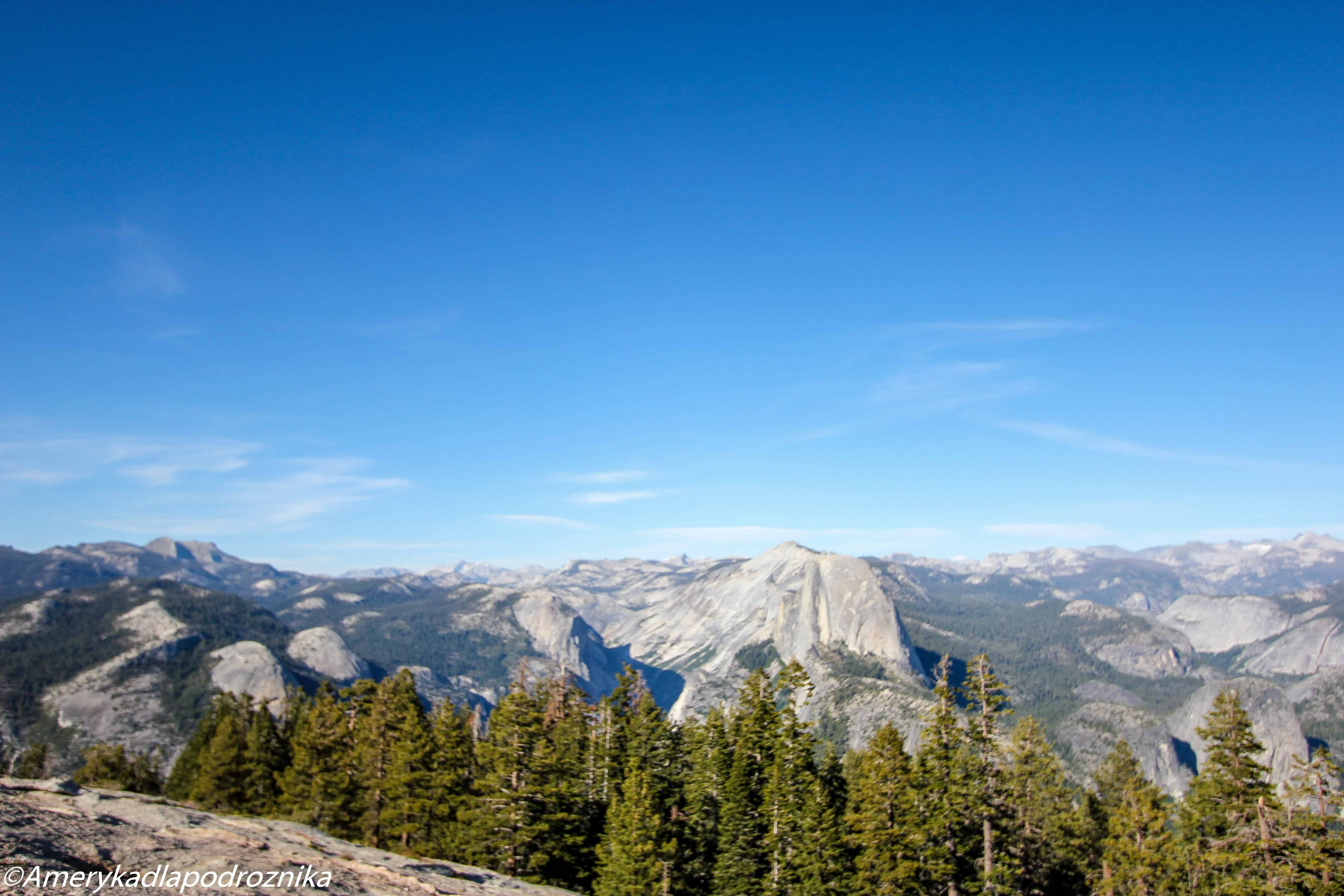 glacier point road
