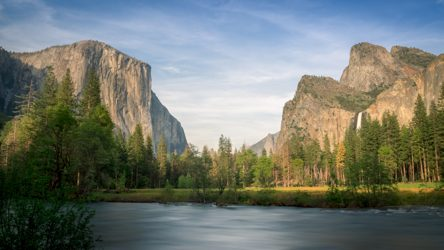 Yosemite National Park, sightseeing in Yosemite Valley