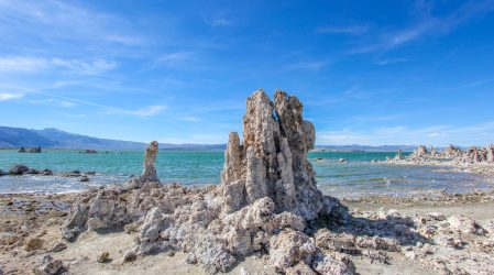 Mono Lake, mały klejnot w Kalifornii