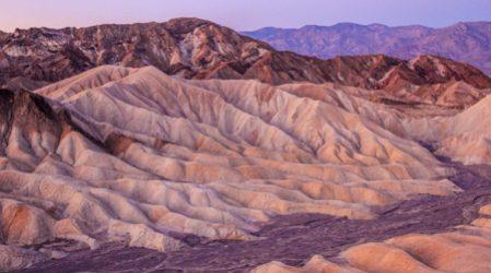 Dolina Śmierci, zwiedzamy najgorętsze miejsce USA