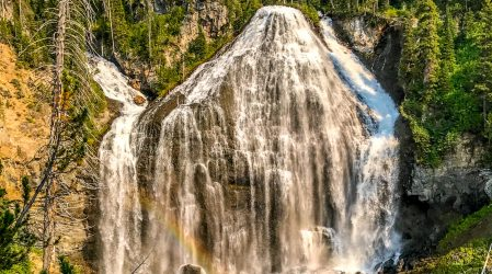Szlak do Union Falls, Yellowstone