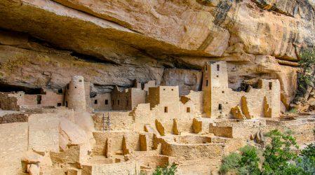Mesa Verde, tajemnicze budowle pod klifami