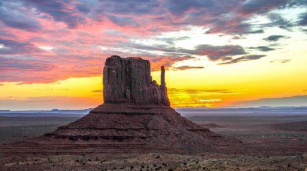 Zwiedzamy Monument Valley