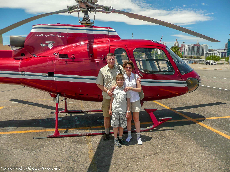lot helikopterem nad wielkim kanionem z las vegas