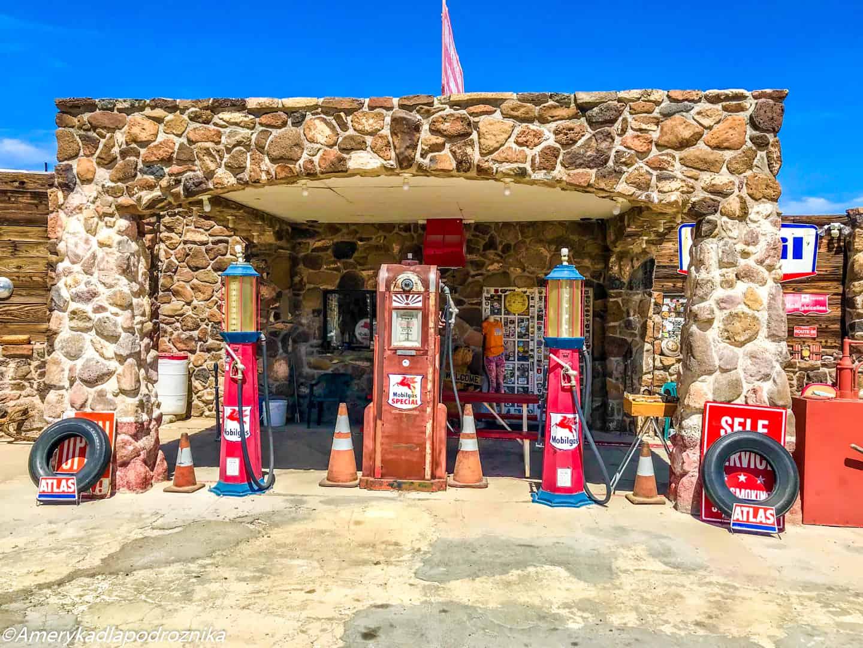 droga 66, Cool Springs