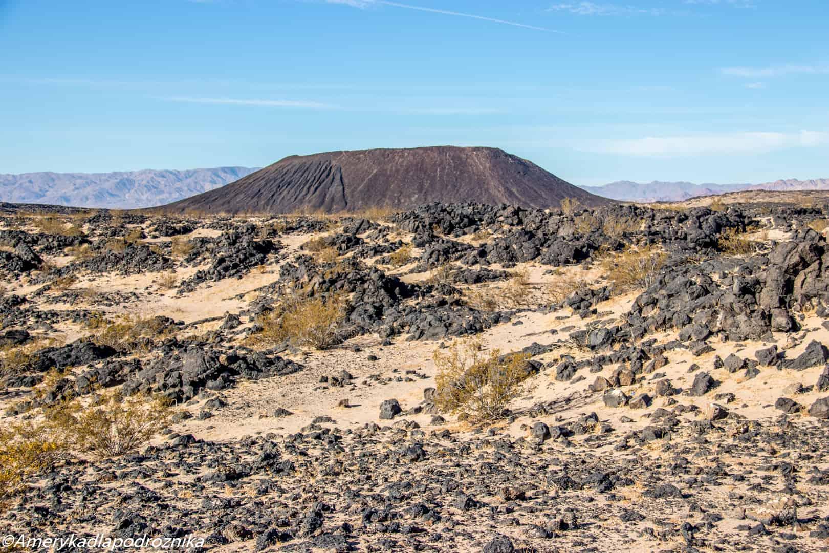 droga 66, Amboy Crater