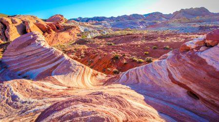 Valley of Fire – kraina kolorów i wzorów