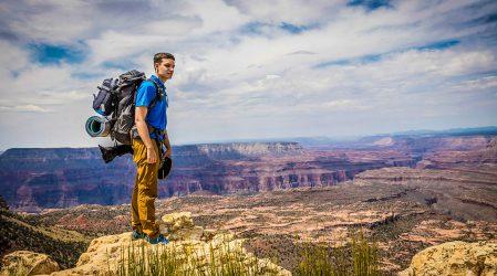 Grand Canyon South Rim – mały przewodnik po Wielkim Kanionie