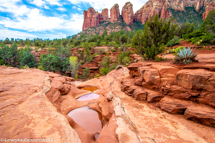seven sacred pools sedona