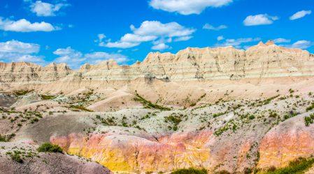Badlands – perła Dakoty Południowej