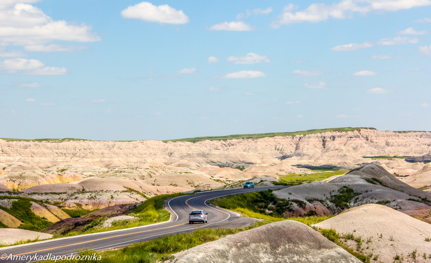 conata basin overlook badlands
