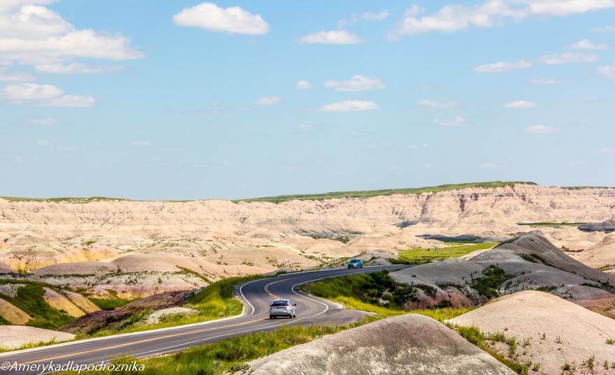 conata basin overlook badlands