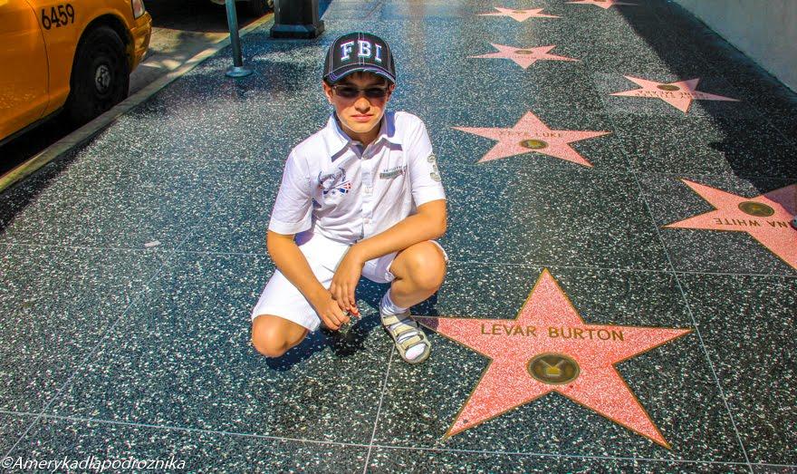 Los Angeles z dzieckiem