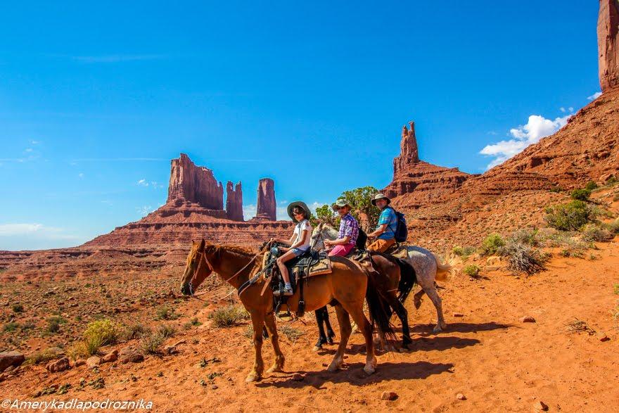 podróż z dzieckiem do usa jazda konna