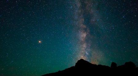 Yosemite nocą, park, który nigdy nie zasypia