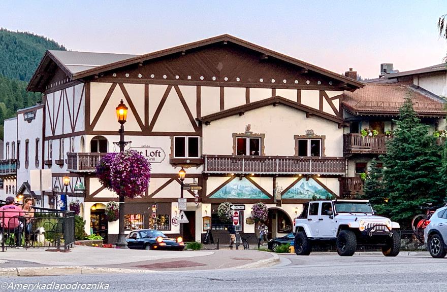 Leavenworth stan Waszyngton