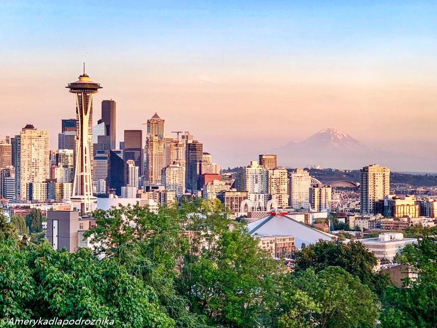 Seattle stan Waszyngton