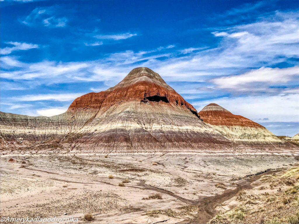 The Teepees Petrified Forest