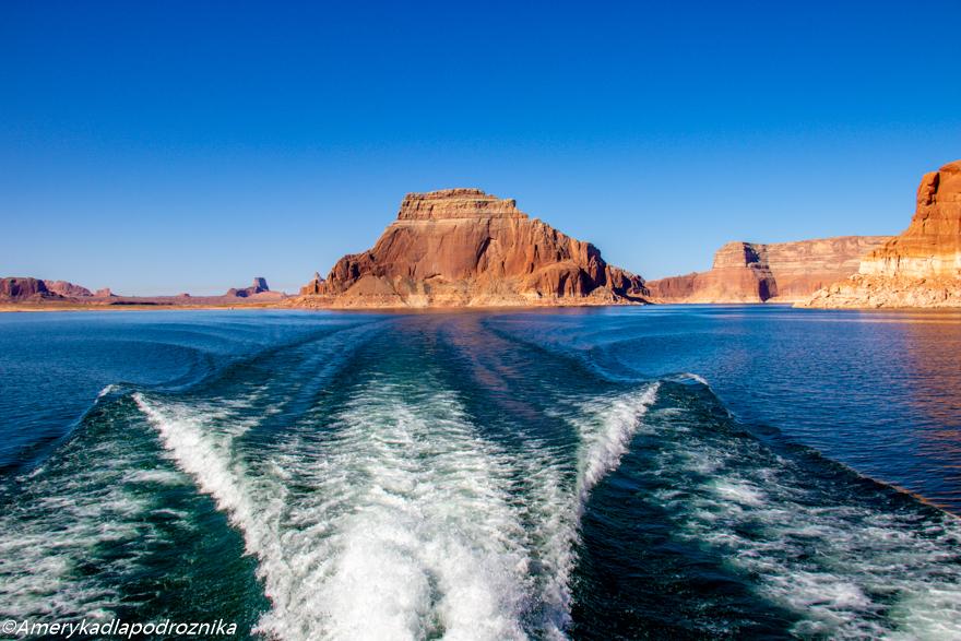 Lake Powell rejs statkiem