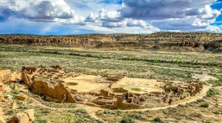 Chaco Canyon – wszystkie drogi prowadzą do Chaco