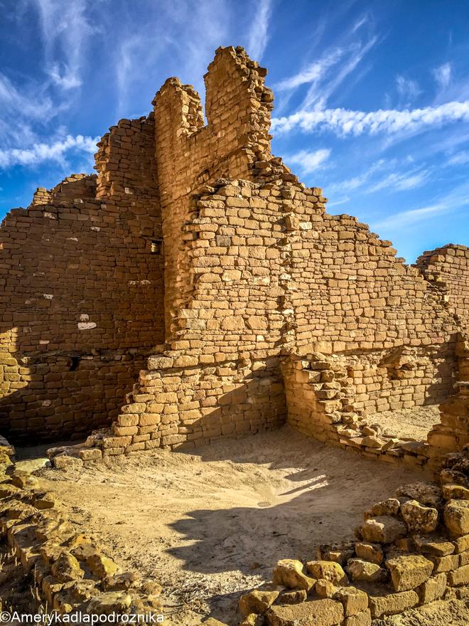 Chaco Canyon Kin Kletso