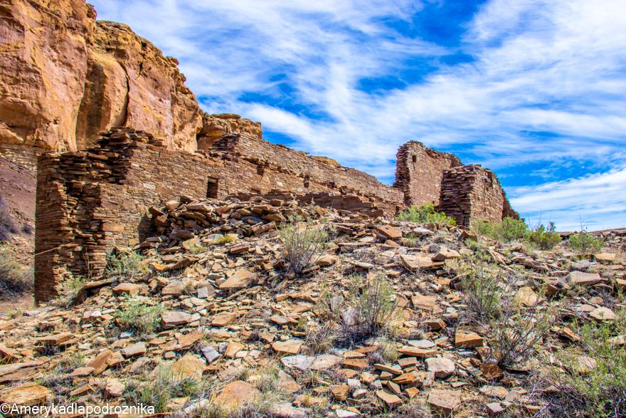 Chaco Canyon Hungo Pavi