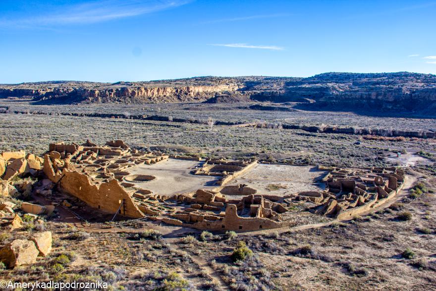 Chaco Canyon Pueblo Bonito